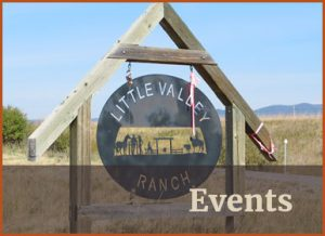 Events Ranch Rental