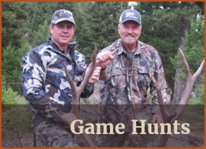 Big Game Hunts Montana Ranch Rental