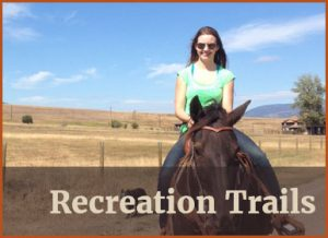 Ranch Rental Mountain Trails